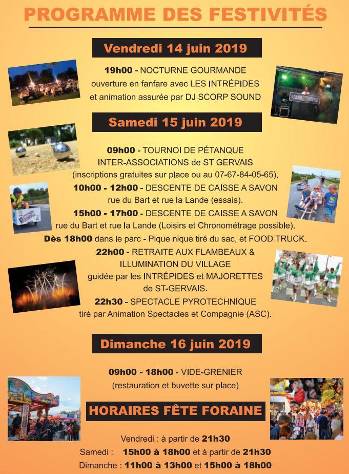 2019-Fête-Locale-Programme