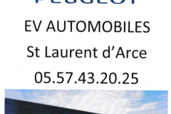 logo garage EV automobiles